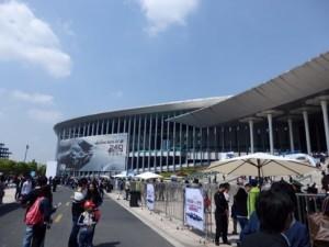 2017上海モーターショー1