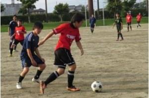 腰痛とサッカー1