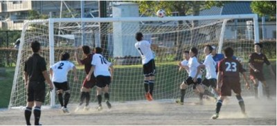 腰痛とサッカー2