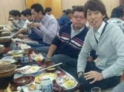 2018年度 社員旅行(11)~大宴会~1
