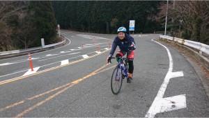 自転車同好会 1月度 初詣ツーリング1