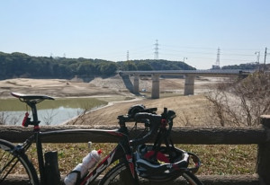 自転車同好会 3月度 佐布里池ツーリング2