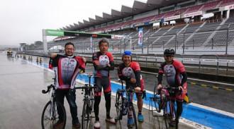 自転車同好会 富士スプリングエンデューロ参戦!2