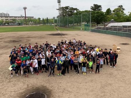 2019年度 全社ソフトボール大会7