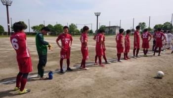 サッカー同好会 活動報告:5・6月