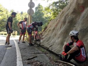 自転車同好会 10月度 三河湖ツーリング1