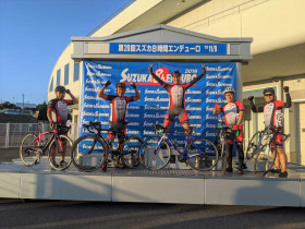 自転車同好会 11月度 第20回鈴鹿8時間エンデューロ & 香嵐渓ツーリング2