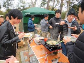アウトドア同好会 活動報告 12月7日(土) 忘年会BBQ開催しました!1