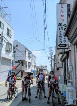 自転車同好会 2月度 活動再開!!1