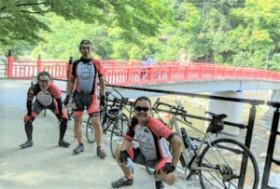 自転車同好会 8月度 香嵐渓ツーリング 1