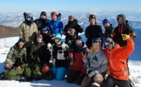 アウトドア同好会 スキー・スノボツアー2017 in 妙高杉ノ原