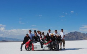 EVバイクプロジェクト~vol.51 Bonneville Motorcycle Speed Trials 2017(その9)~