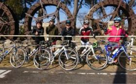 自転車同好会 12月度 豊田安城サイクリングロードツーリング