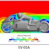 EVバイクプロジェクト~Vol.55 流体解析 3次元空間で空気の流れを読む~