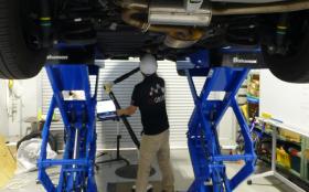 車両への部品搭載設計検討