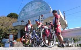 自転車同好会 10月度 安城~三ヶ根山ツーリング
