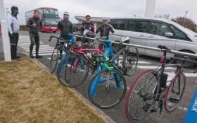 自転車同好会 2月度 「蔵王山」ヒルクライム