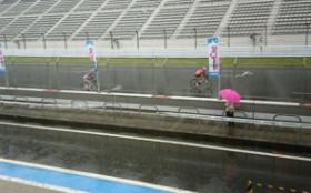 自転車同好会 富士スプリングエンデューロ参戦!