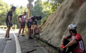 自転車同好会 10月度 三河湖ツーリング