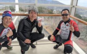 自転車同好会 2月度 田原ツーリング