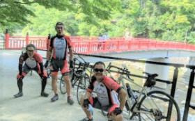 自転車同好会 8月度 香嵐渓ツーリング