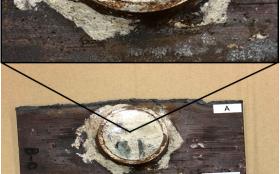 3Dスキャンを活用した建築部材に使用するコンクリートの破壊面確認