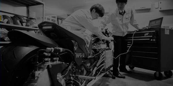 EVバイクプロジェクト 世界最速への挑戦